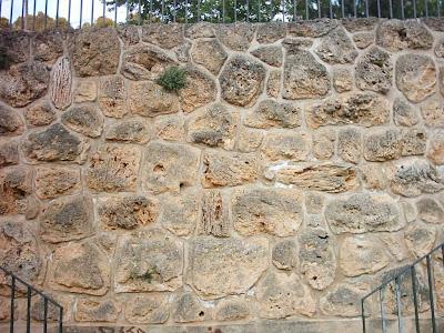 azud, assut, Matarraña, Matarranya, Beceite, Beseit , pared, tosca