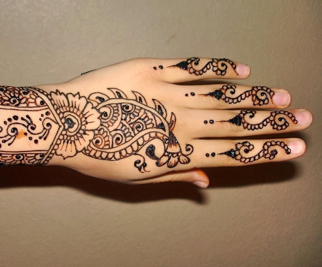 Beautiful Latest Simple Arabic Pakistani Indian Bridal ...