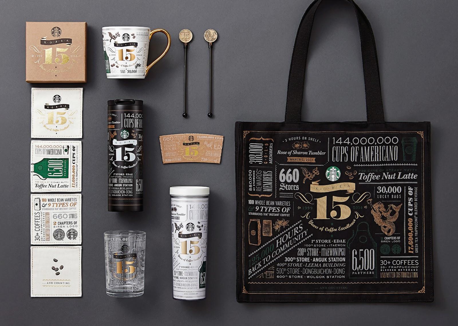15 Years of Coffee Excellence, Starbucks Korea on ...