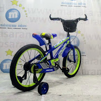 18 michel ripppler bmx sepeda anak