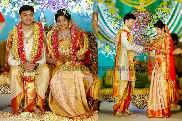 Designer Vasundhara's Son Wedding