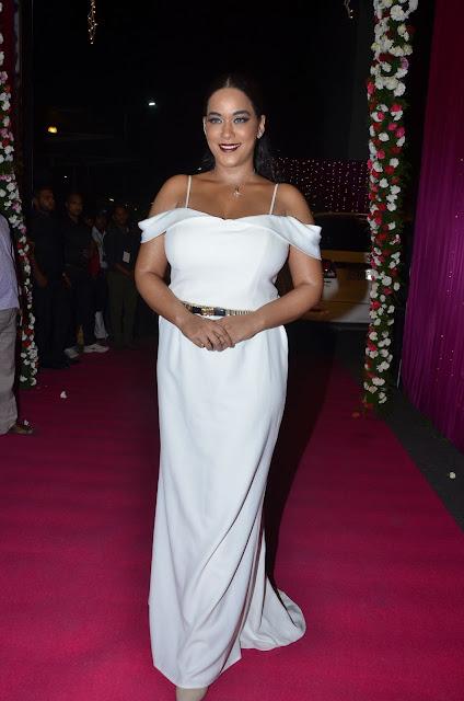 Mumaith Khan Hot at Zee Apsara Awards 2017