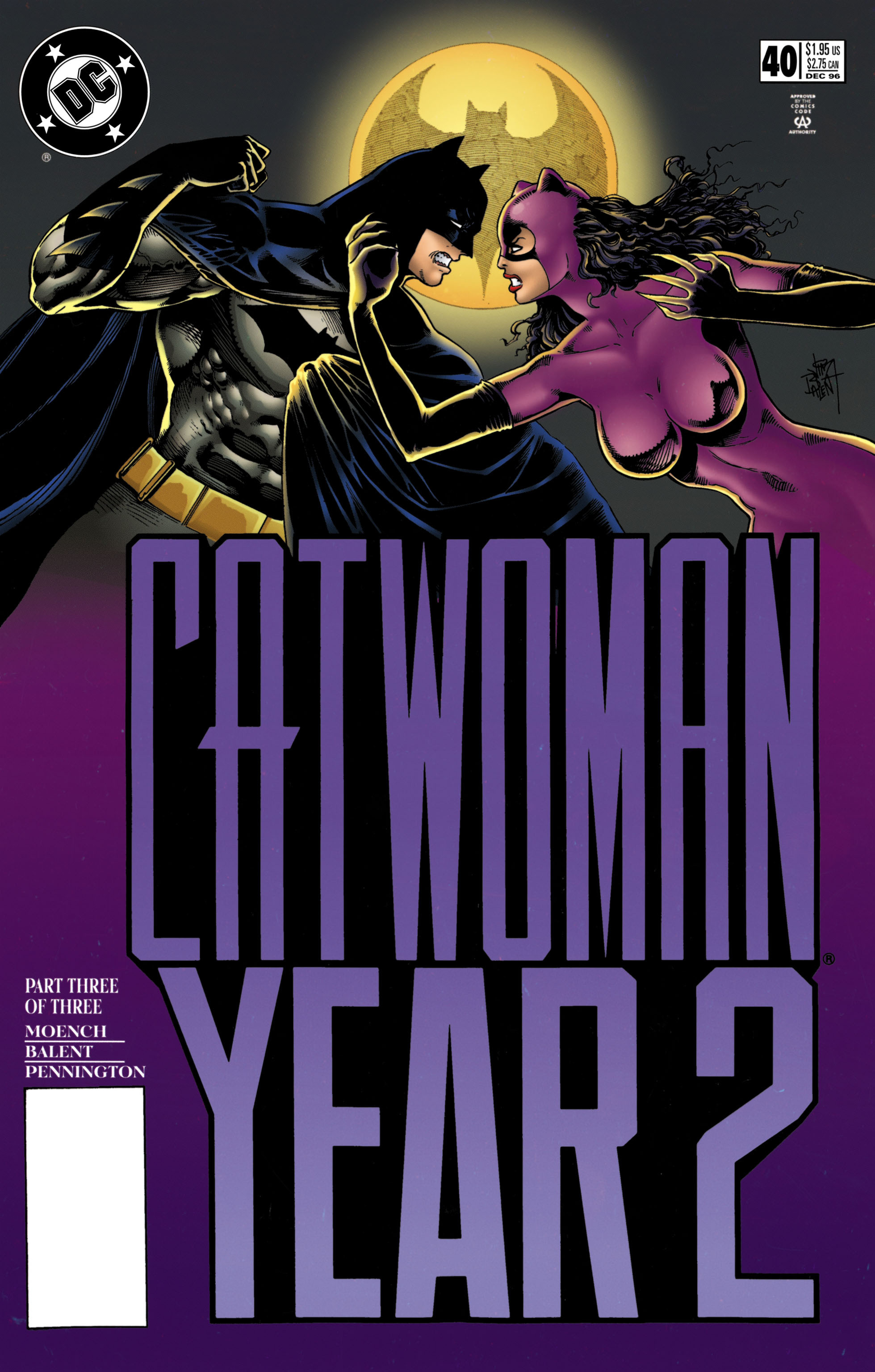 Catwoman (1993) Issue #40 #45 - English 1