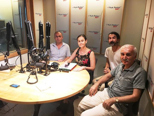 Salih Karakoç, Ayşe Berna Uçarol, Mustafa Eren, Ali Karabudak