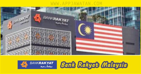 Jawatan Kosong di Bank Rakyat Malaysia