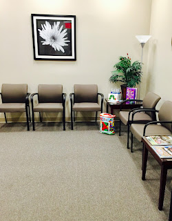 Child Therapy Naperville child therapy downtown Naperville waiting room