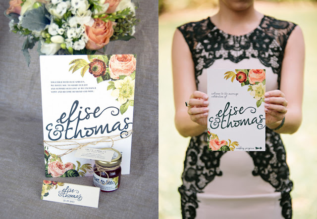 Diy Wedding Invitations Floral