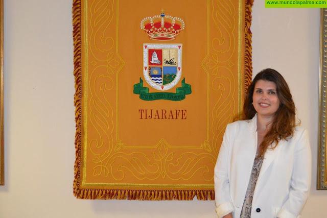 Los trabajadores del Ayuntamiento de Tijarafe reciben formación específica para prevenir contagios de Covid-19