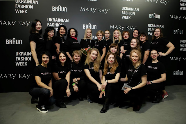 Mary Kay Ukrainian Fashion Week