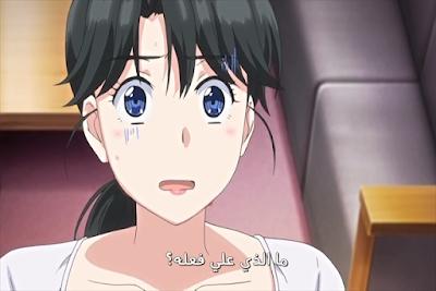انمي هنتاي مترجم للعربية ( عاشقة الفتيان ) : Hitozuma Life: One Time Gal كامل