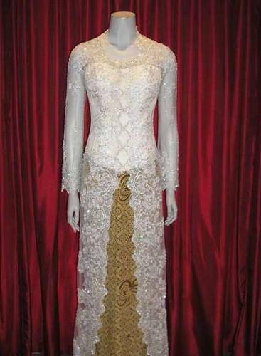 Contoh Baju Gamis Putih Gamis Murni