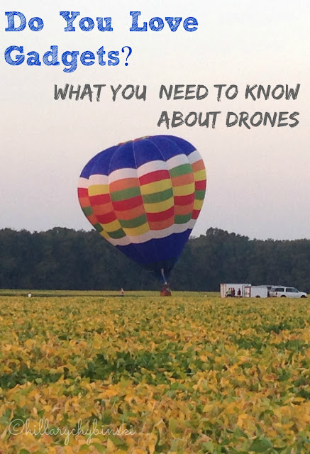 Answering the questions: what's a Drone, where can you get one and what technology is involved