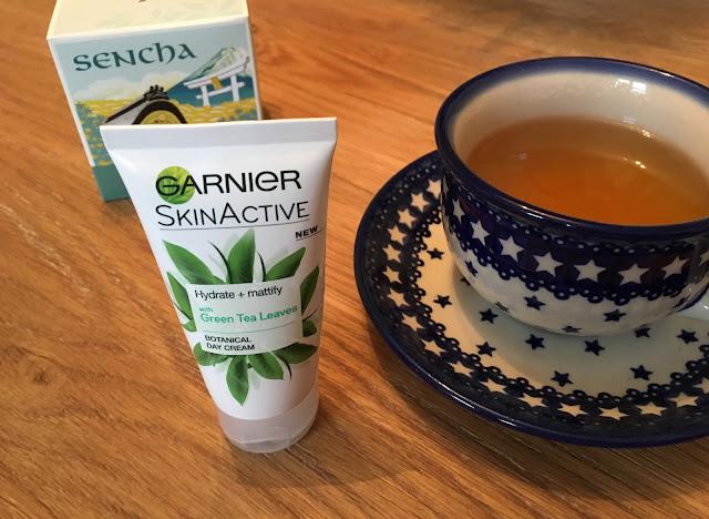 garnier skin active green tea moisturiser