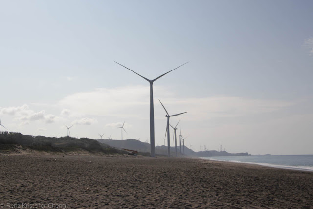 Bangui Wind Farm in Ilocos