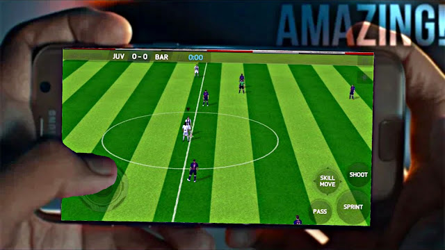 FIFA 19 Android Offline New Graphics Patch PES With Commentary