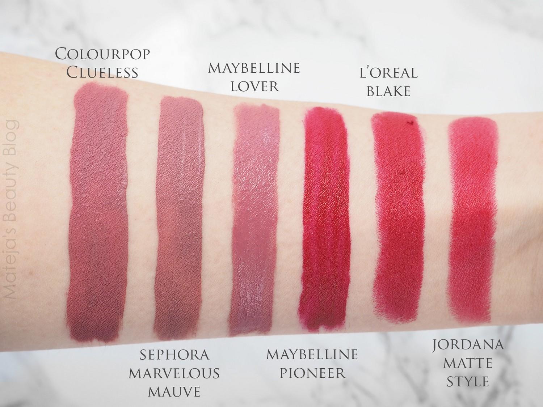 Maybelline Super Stay Matte Ink Matejas Beauty Blog