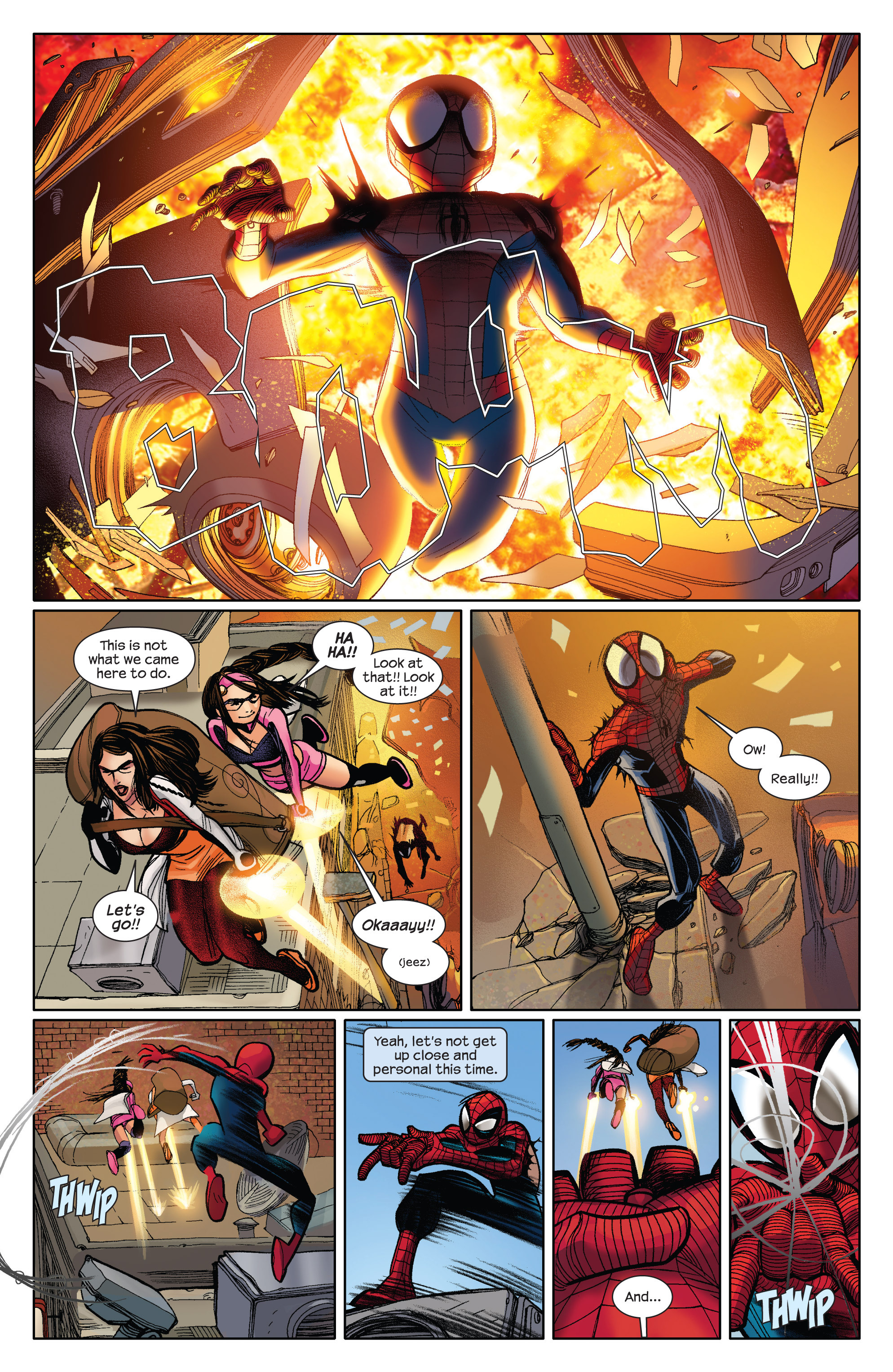Read online Ultimate Spider-Man (2009) comic -  Issue #2 - 18