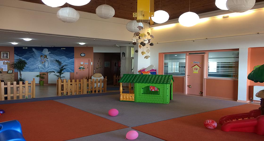 Φωτογραφία Νο 2 από τον εσωτερικό χώρο του Νιάρχειου Ιδρύματος 'Ο Άγιος Στυλιανός'