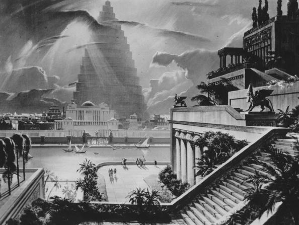 Menara Babel dan Asal Usul Bahasa