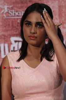 Actress Srushti Dange Stills in Short Dress at Mupparimanam Press Meet  0007.jpg