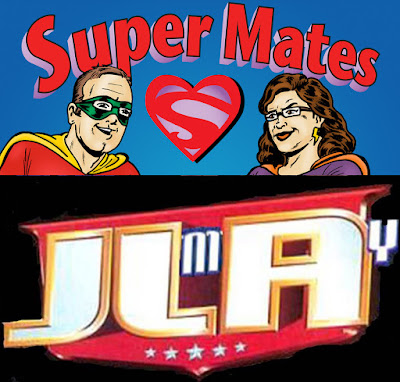 Super Mates 54: JLMay Crossover Part 5! JLA: Year One #9