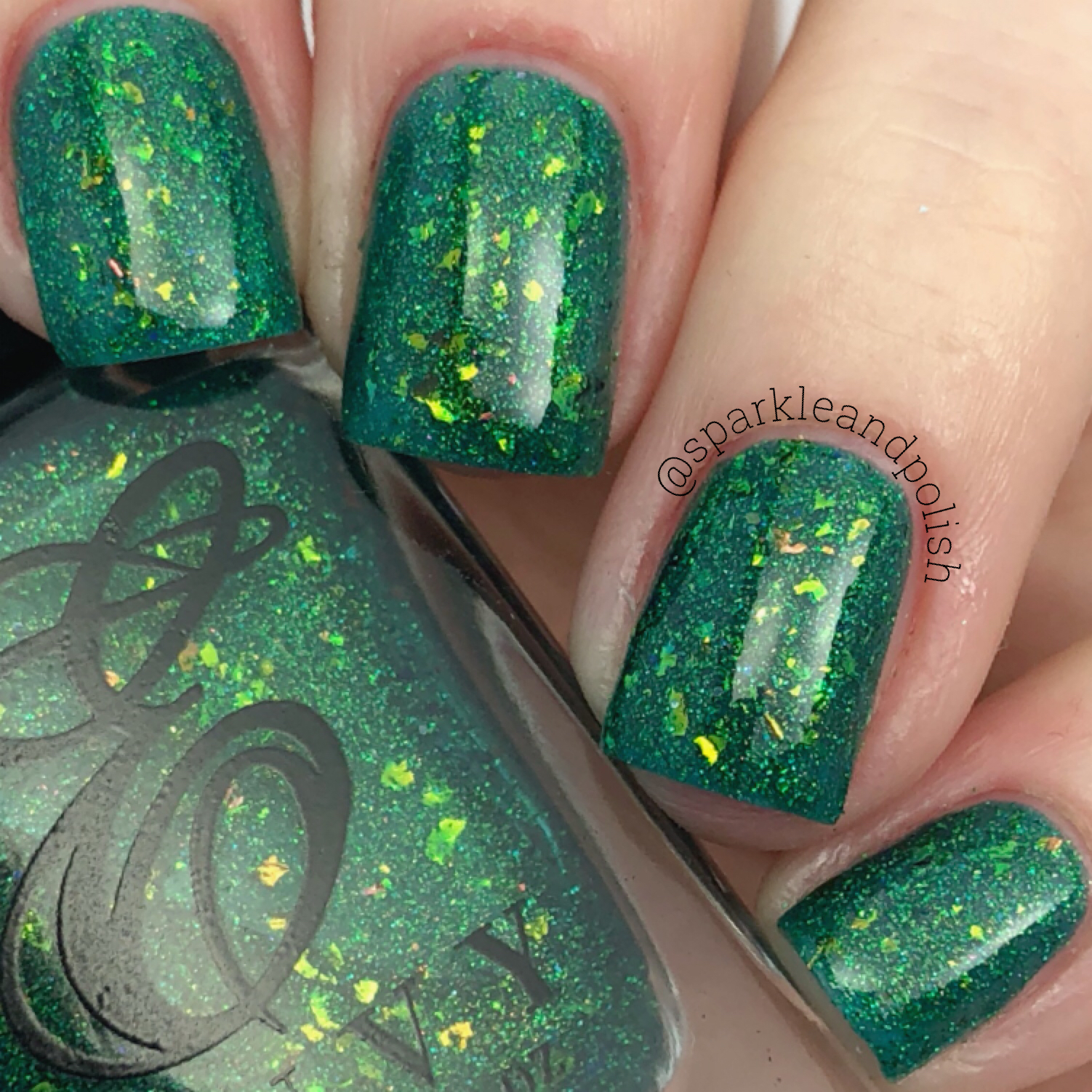 A Little Sparkle and Polish
