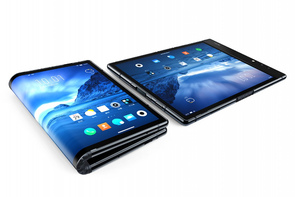 Royole FlexPai launched as World's first foldable smartphone