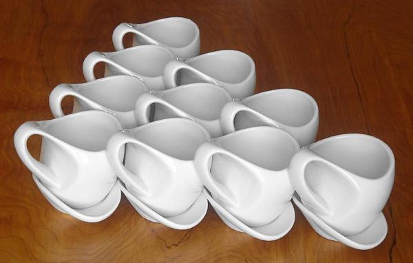 Diseño de mugs para regalo con diseño fantástico.