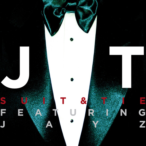 Justin Timberlake - Suit & Tie (feat. JAY Z) - Single Cover