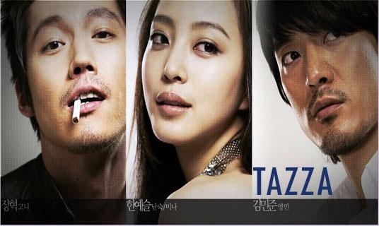 TAZZA, Ketika Jang Hyuk Menjadi Seorang Penjudi