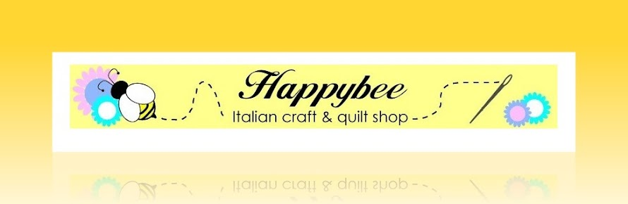 Happybee Italian Crafts and Quilts