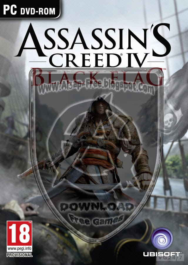 تحميل لعبة assassin's creed black flag