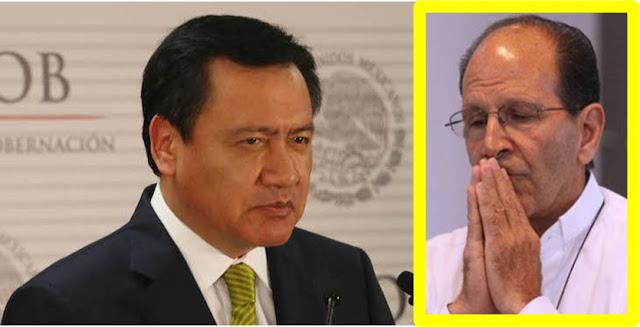 'Osorio Chong me ofreció mucho dinero, yo lo rechacé': Solalinde