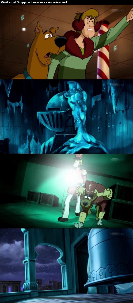 Scooby-Doo Haunted Holidays 2012 Dual Audio Hindi 720p HDTV