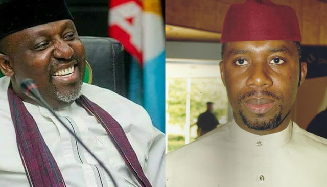 You Must Stop Okorocha From Rigging Or Else imo APC Gov.  Candidate