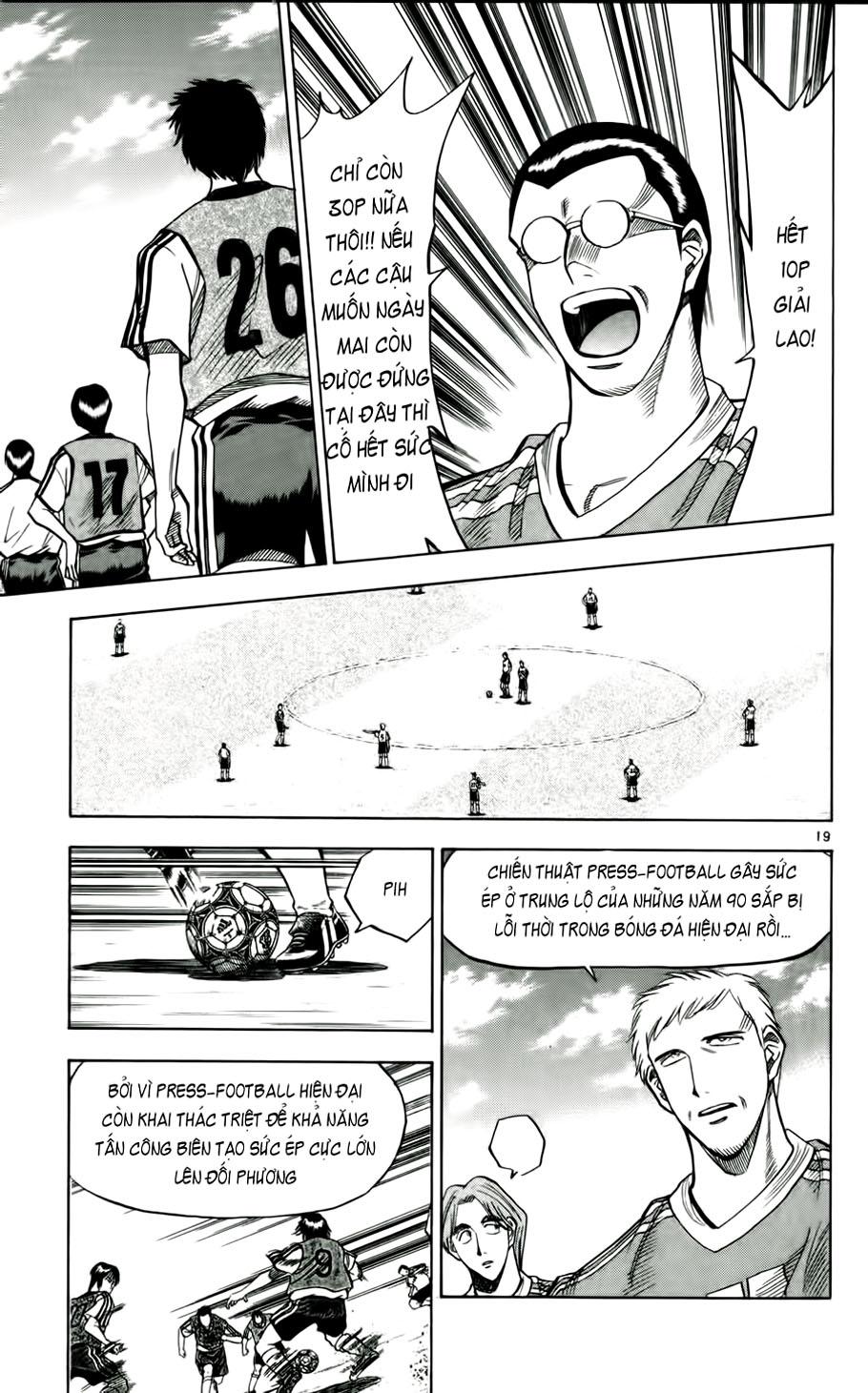 Fantasista chap 47 trang 19