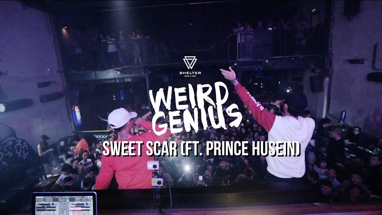 Terjemahan sweet scar - weired genius feat prince husein