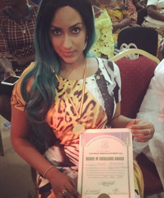 juliet ibrahim award