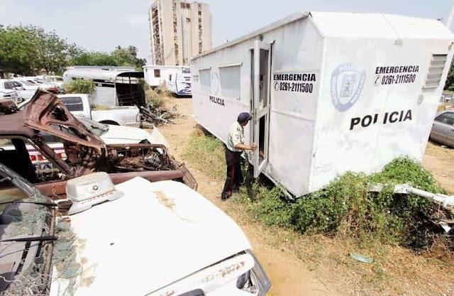 EXCELENTE GESTIÓN: Así entregó Eveling Polimaracaibo