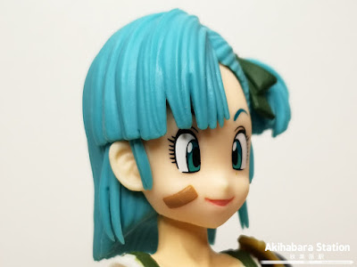 "S.H.Figuarts BULMA de ""Dragon Ball"" - Tamashii Nations"
