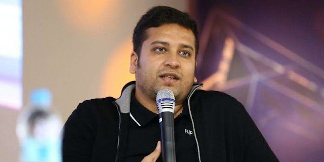 FLIPKART CEO AND CO-FOUNDER BINNY BANSAL RESIGNS OVER 'PERSONAL MISCONDUCT' ALLEGATION