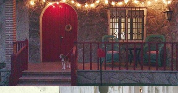 Nuestra casa rural en navidad la casa del prado - Casa rural navidad ...