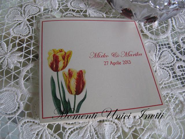 floral3 Partecipazioni card linea florealeLinea Floreale