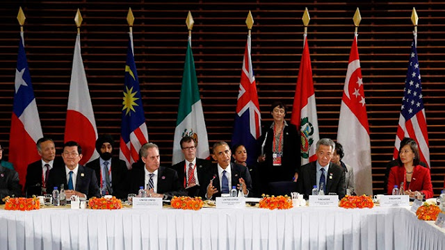 Trans-Pacific Partnership meeting