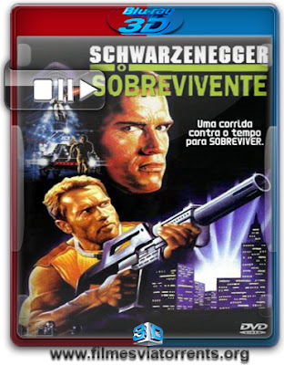 O Sobrevivente Torrent - BluRay Rip 1080p 3D HSBS Dual Áudio (1988)