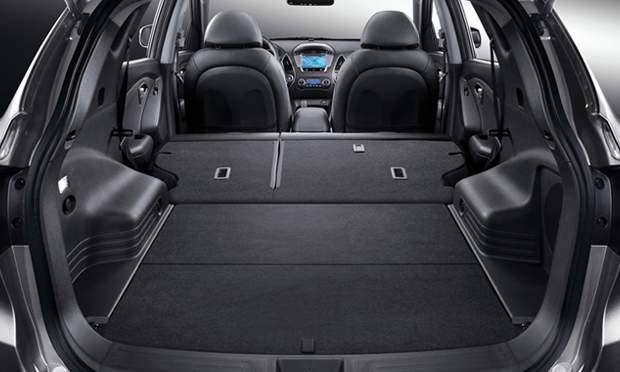 Hyundai tucson 2013 review 4 cars and trucks - Hyundai tucson interior pictures ...
