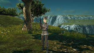DLC Betrayal of Comrades de Sword Art Online: Fatal Bullet