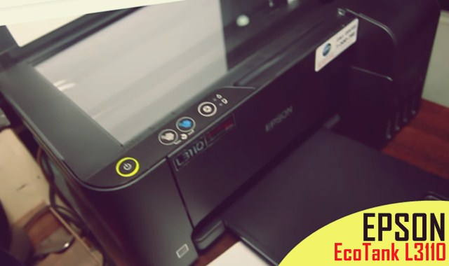 Spesifikasi, Harga dan Driver Printer Epson EcoTank L3110 (All-in-One) Terbaru