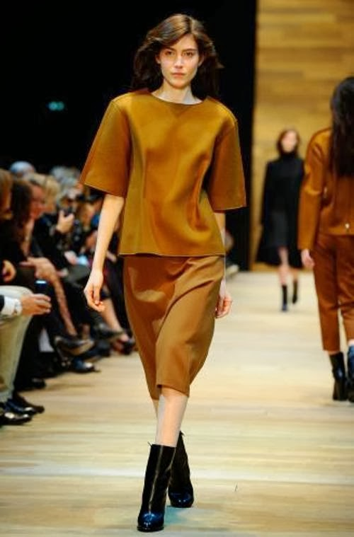 Latest Paris Fashion Week AW-2014-15 Designer Dresses