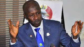 EFCC chairman Ibrahim Magu says anti corruption fight will be stepped up this year and calls on journalists to resist